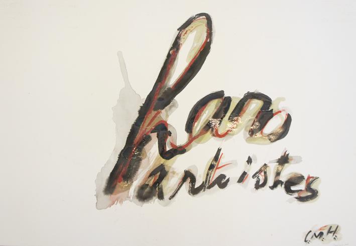 Haro Artistes !