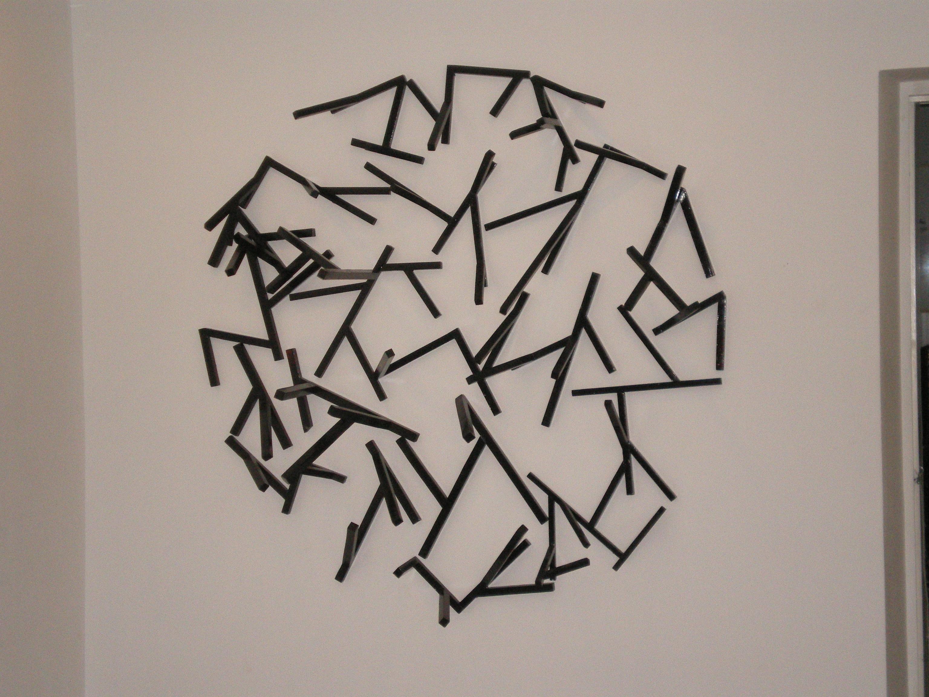 Pièces montrées – Granville Galerie, Granville, 2010
