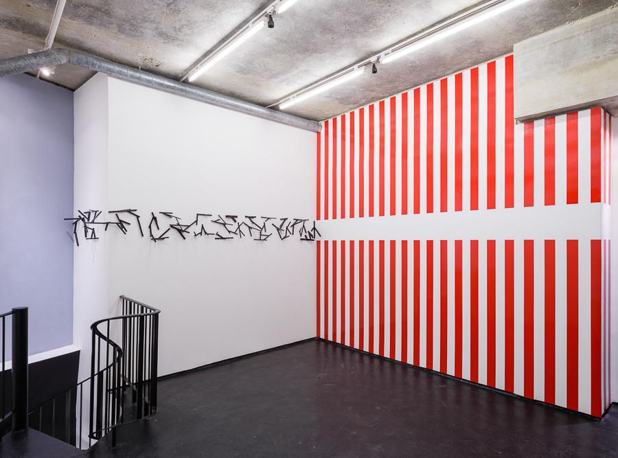 Travaux spécifiques, Granville galerie – 2013