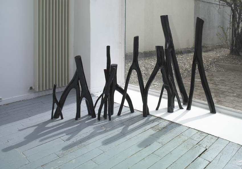 Sans Jambages – Verney Caron Villeurbanne, 2004.