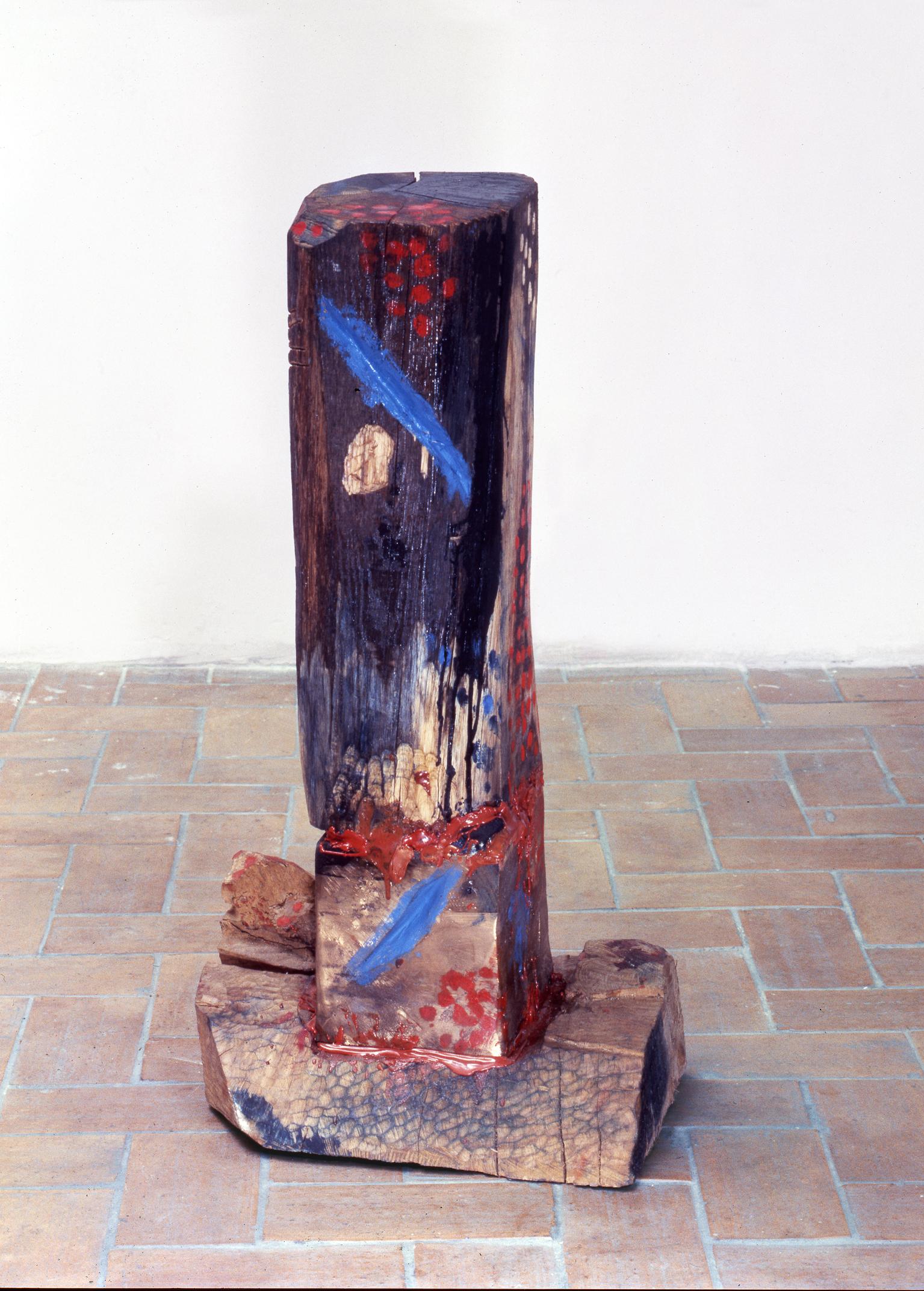 Bois couleur et bronze Cire à cacheter Galerie de France